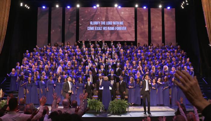 Image - Gospel Choir (Brooklyn T. C.)