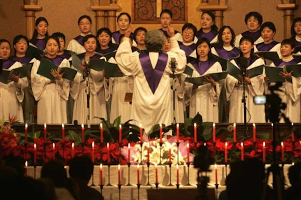 Image - Gospel Choir - Asia