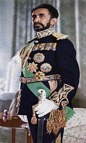 Image - Haile Selassie