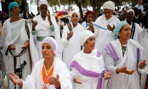 Image - Ethiopian women Israel
