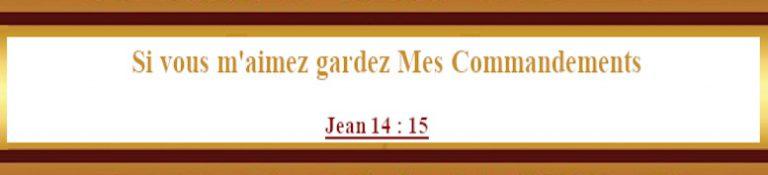 Image - Gardez Mes Cdts - Jn 14-15