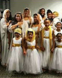 Image - Israelites - Femmes & Jeunes Filles