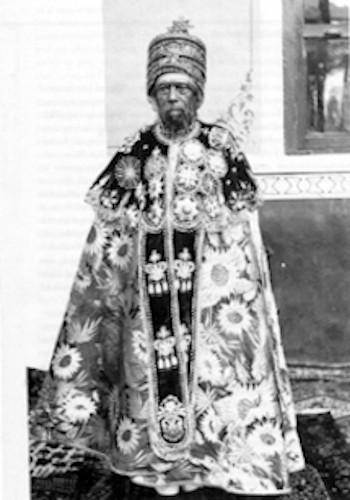 Image - Empereur Menelik II