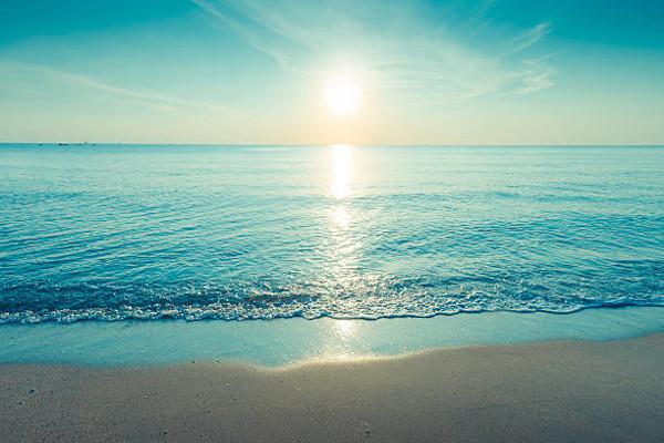Image - Sun Set blue