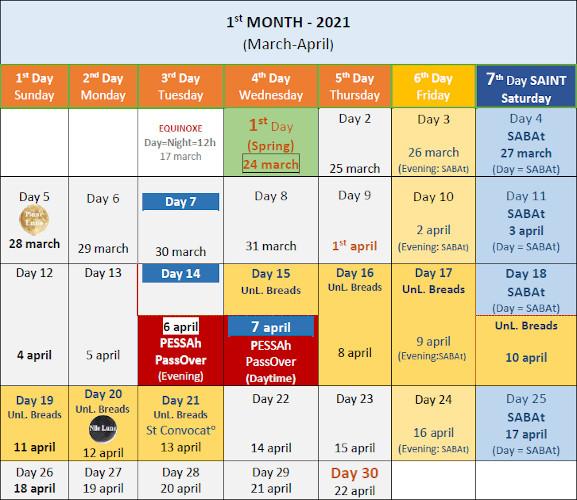 Image - Calendar 2021-2022 Month 1