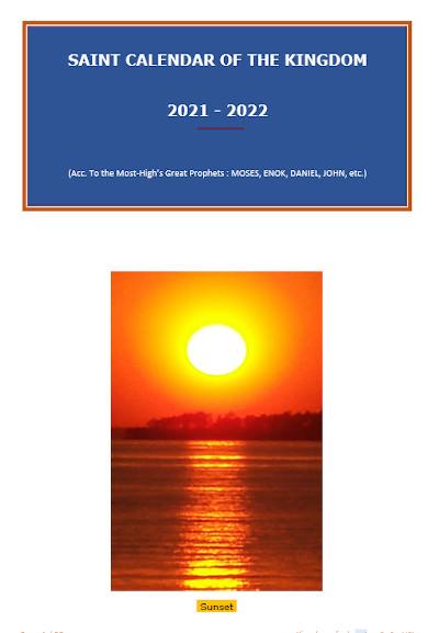 Image - Cover Calendar 2021-2022