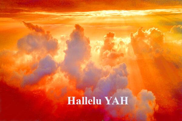 Image - Sunrays - HalleluYAH